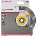 Diamanttrennscheibe Expert for Universal Bosch Ø 125x22,23 mm