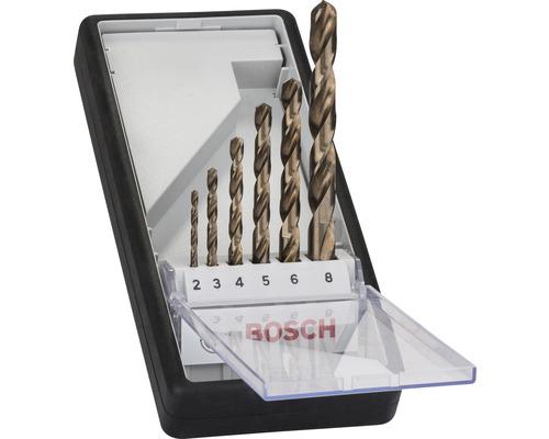 Metallbohrer Set HSS-Co Bosch 6-tlg
