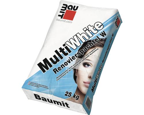 Baumit MultiWhite Renovierspachtel W 25 kg