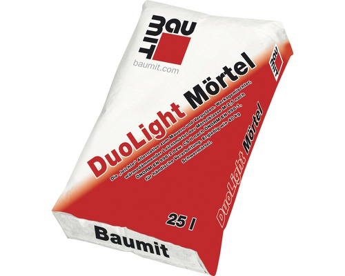 Baumit Duolight Mörtel 25l