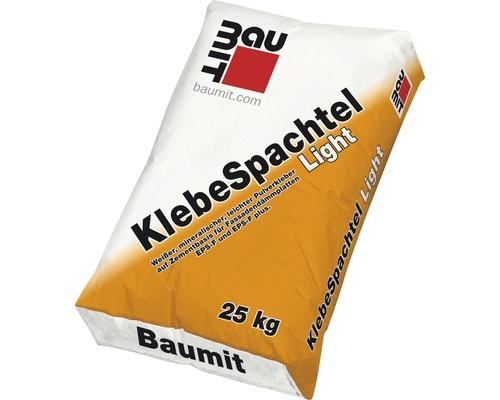 Baumit Klebespachtel light 25kg