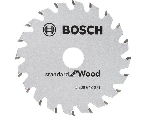 Kreissägeblatt Bosch 85x15 mm