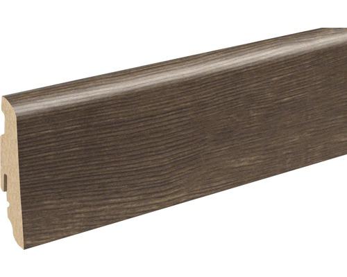Sockelleiste FU060L Eiche III 19x58x2400 mm