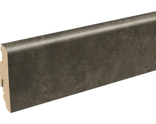 Sockelleiste FU060L Graubasalt 19x58x2400 mm