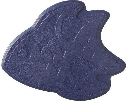Mini Wanneneinlage Ridder Fische marineblau 11x13 cm