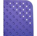 Wanneneinlage Ridder Plattfuß blau 38x72 cm