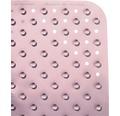 Wanneneinlage Ridder Plattfuß rosé 38x72 cm