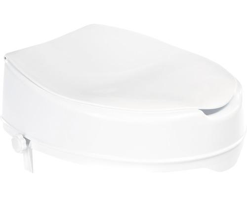 WC-Sitzerhöhung Ridder mit Deckel weiß