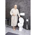 WC-Sitzerhöhung Ridder Premium mit Deckel und Absenkautomatik