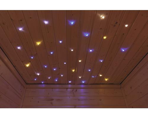 Karibu Sauna LED Sternenhimmel