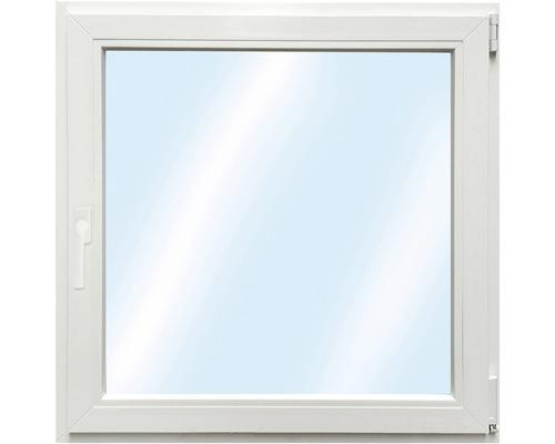Kunststofffenster ARON Basic weiß 100x100 cm DIN Rechts