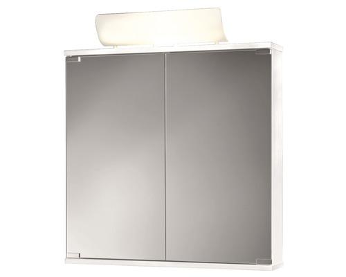 Spiegelschrank Jokey 19122 60x74x14 cm 2-türig weiß